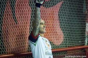 El español sigue pichichi de la liga italiana con 46 goles