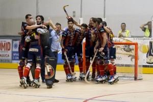 Pedro Gil y Motarán felicitan a Stagi por su gran partido de ayer