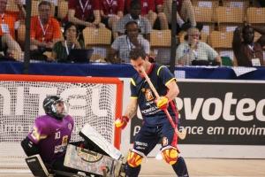 El asturiano Toni Pérez fue el primero en anotar en los penaltis